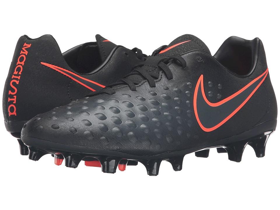 Nike - Magista Onda II FG (Black/Black) Men's Shoes