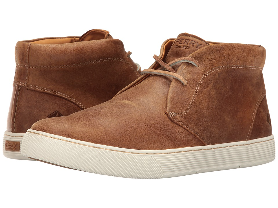 Sperry Top-Sider Gold Sport Casual Chukka w/ ASV (Tan) Men