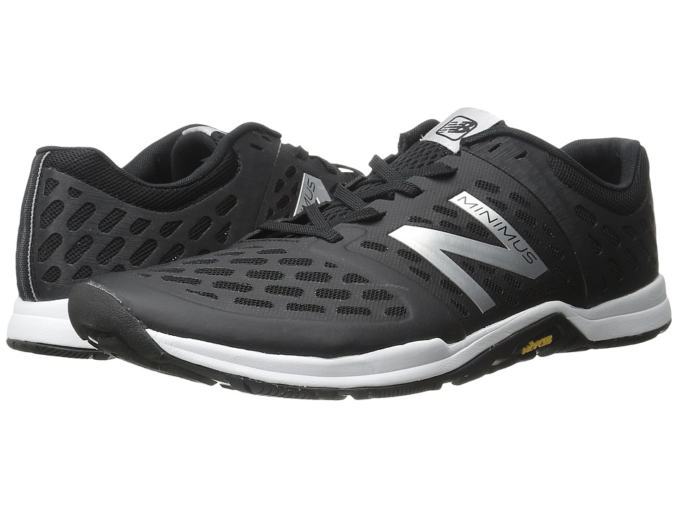 New Balance - MX20 (Black/Silver) Men's Shoes