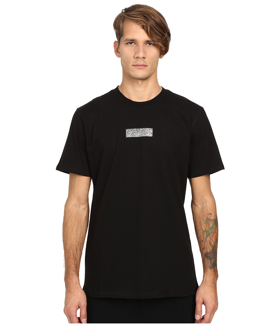 DBYD - Box Print T-Shirt (Black) Men's T Shirt
