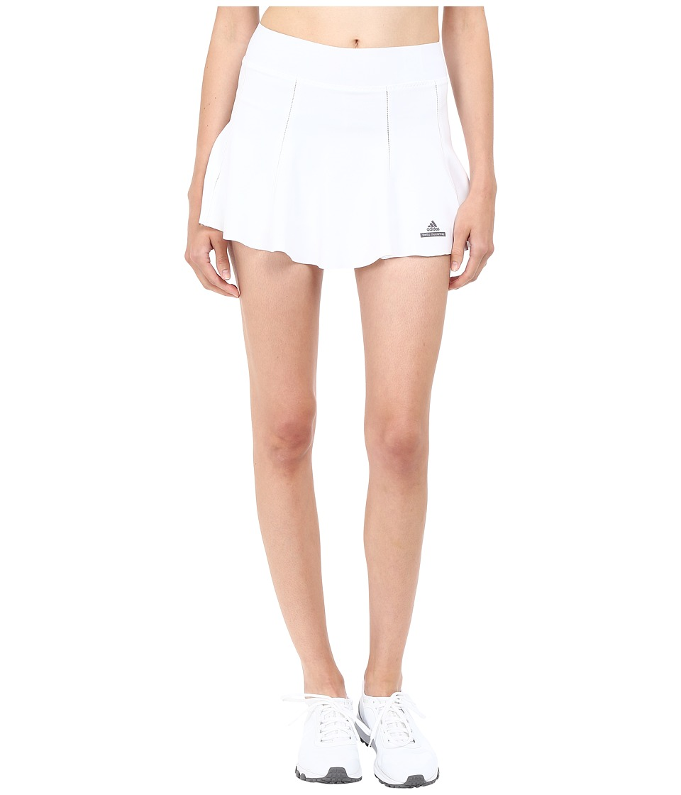 adidas - Stella McCartney Core Skort (White) Women's Skort