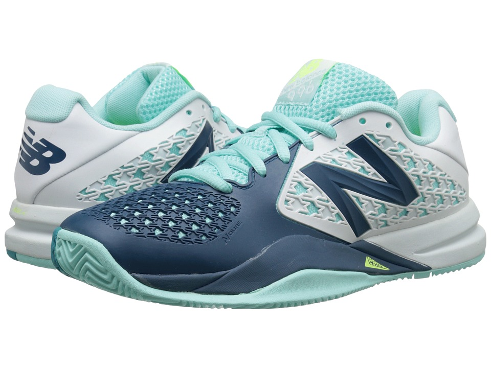 New Balance - WC996v2 (Seaglass) Women's Tennis Shoes