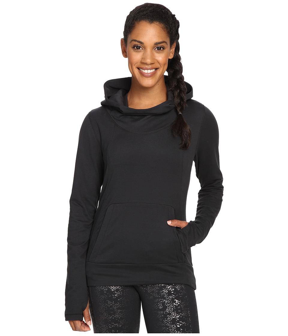 Lole - Esma Hoodie (Black) Women's Sweatshirt