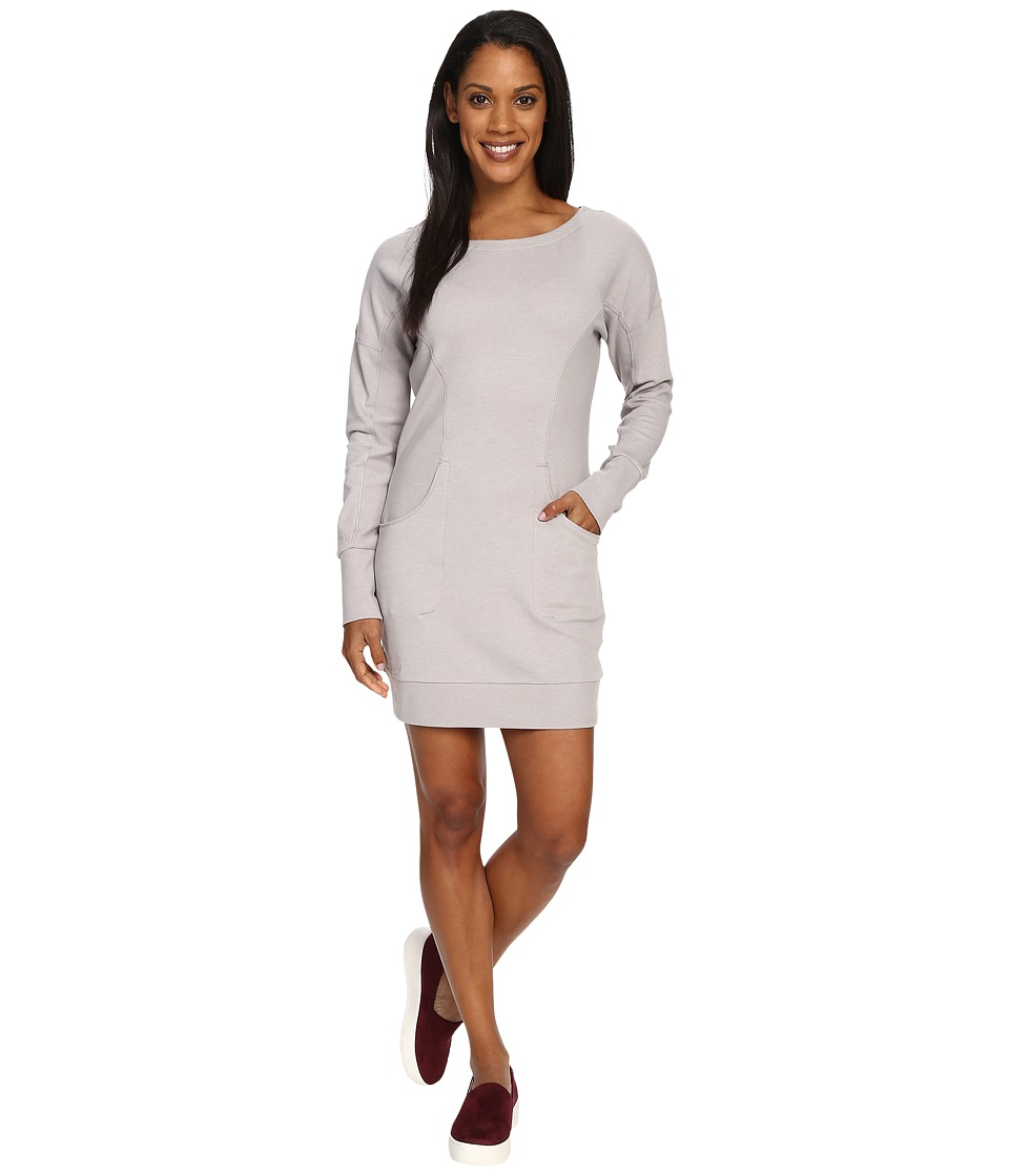Lole Sika Dress (Warm Grey Heather) Women
