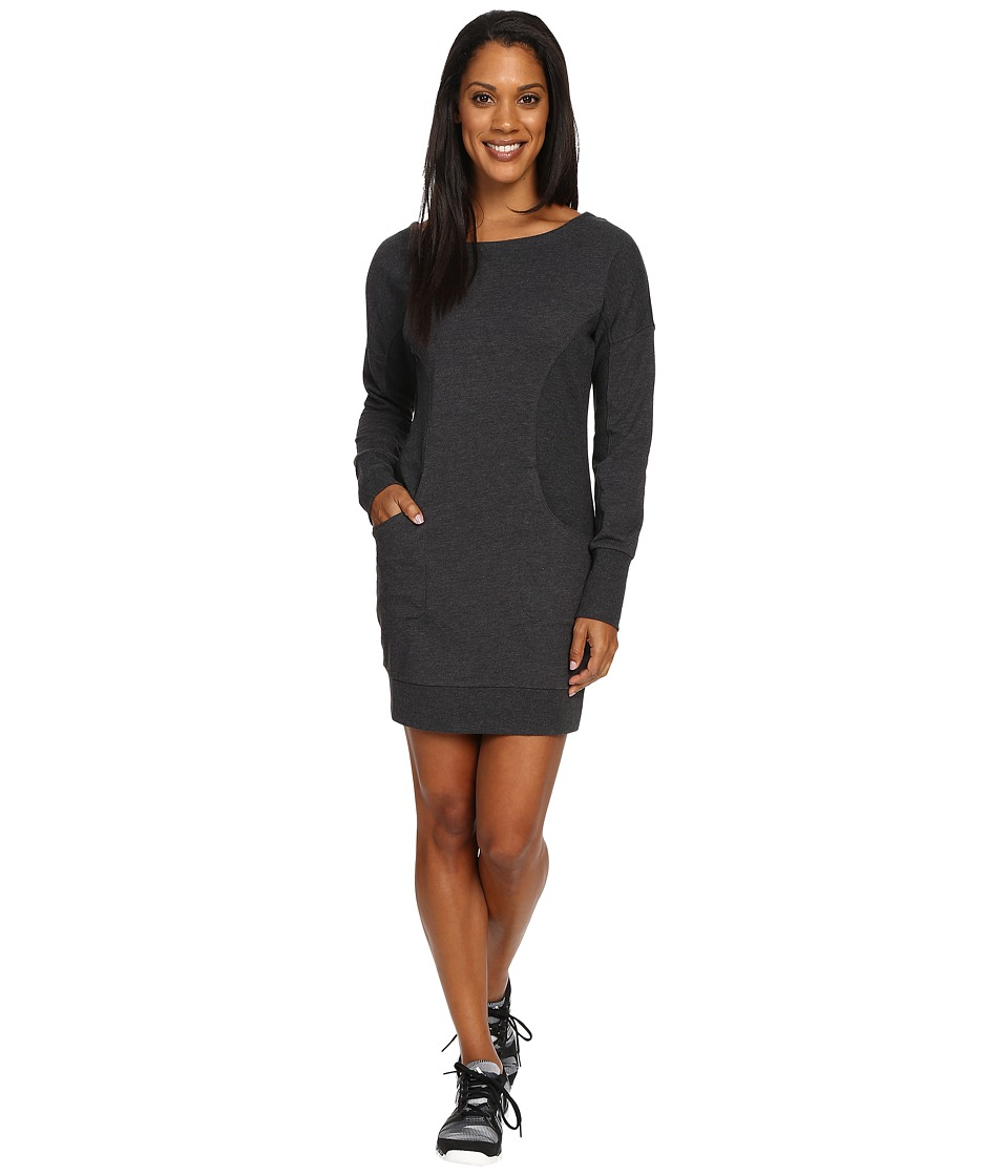 Lole - Sika Dress (Black Heather) Women's Dress