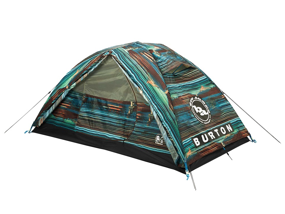 Burton - Nightcap Tent (HCSC Scout Bright) Outdoor Sports Equipment