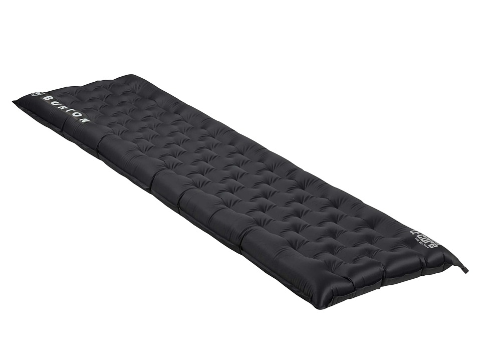Burton - Snoozer Sleeping Pad (True Black) Outdoor Sports Equipment