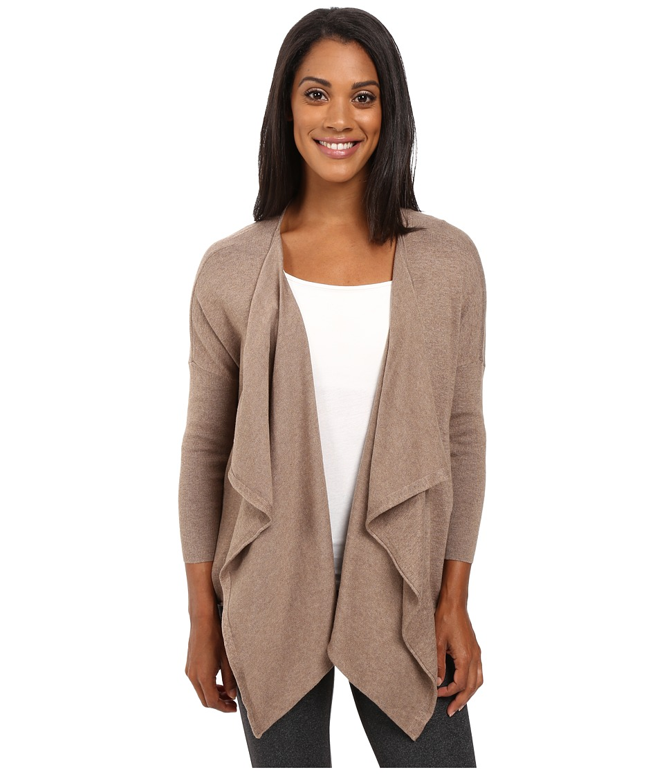 Lole - Murielle Cardigan (Cinder Heather) Women's Sweater