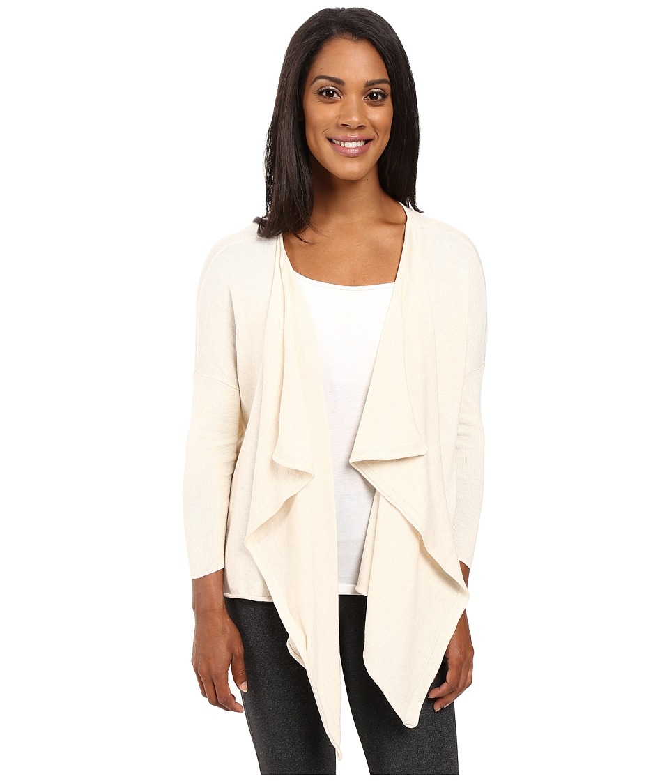 Lole - Murielle Cardigan (Gelato Heather) Women's Sweater