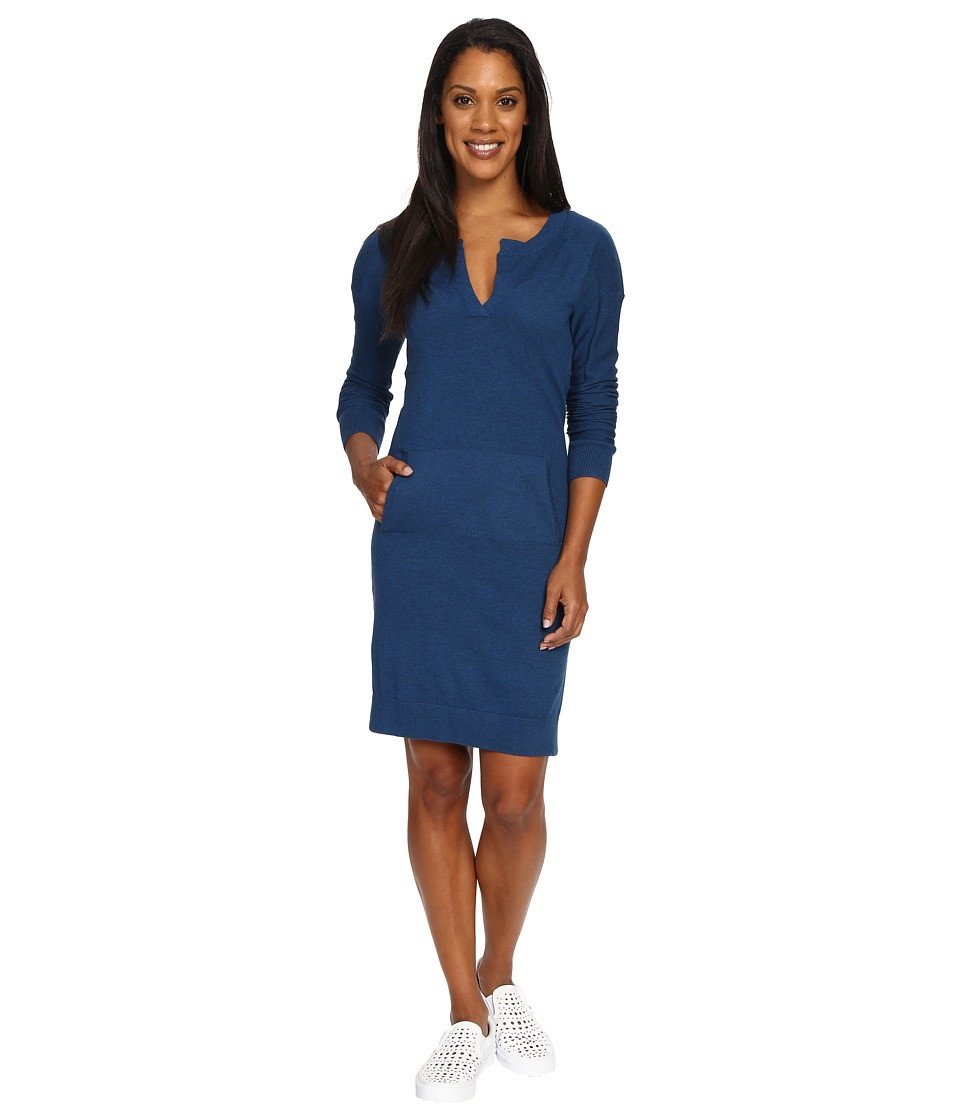 Lole Mara Dress (Dark Marine Heather) Women