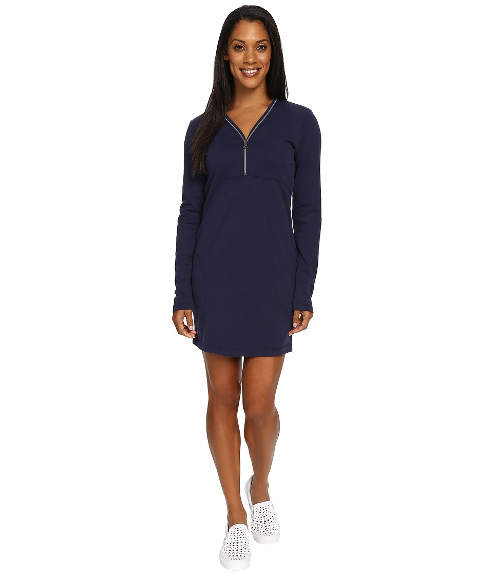 Lole Babe Dress (Amalfi Blue) Women
