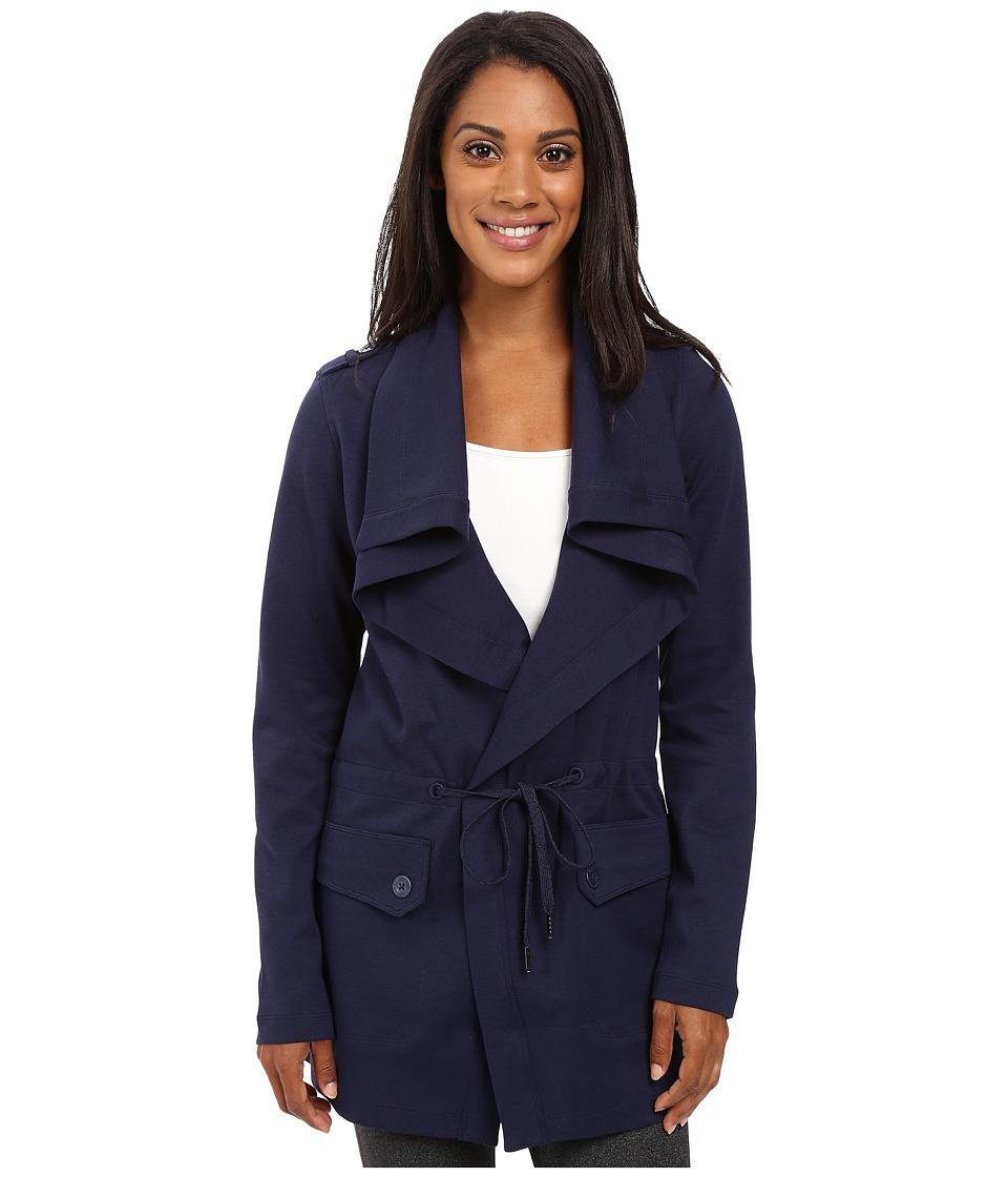 Lole - Barbara Jacket (Amalfi Blue) Women's Coat