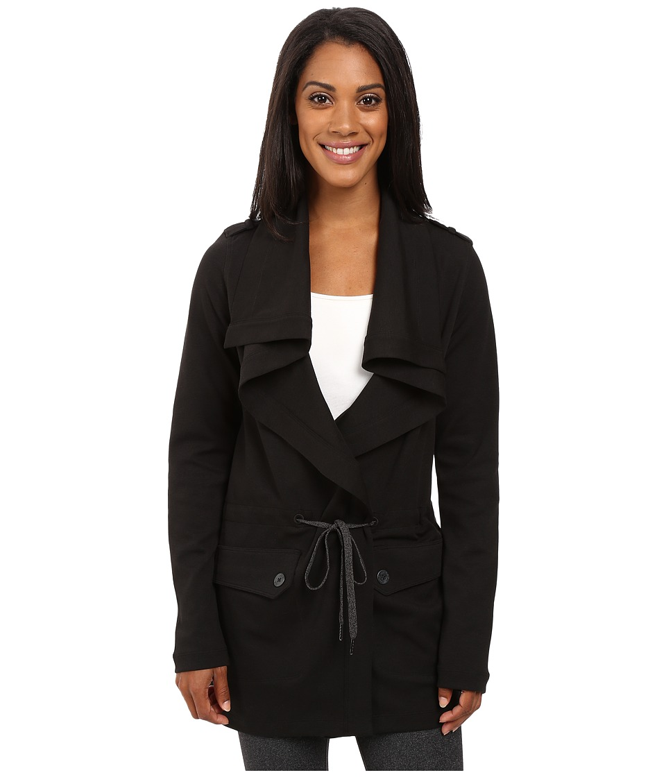 Lole - Barbara Jacket (Black) Women's Coat