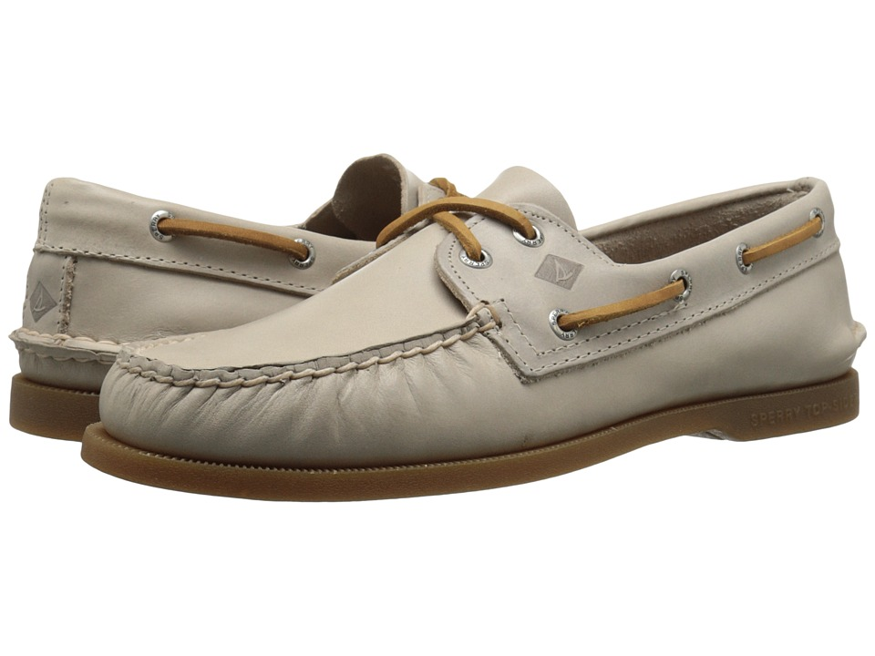 Sperry - A/O 2-Eye Sarape (Off-White) Men's Lace up casual Shoes
