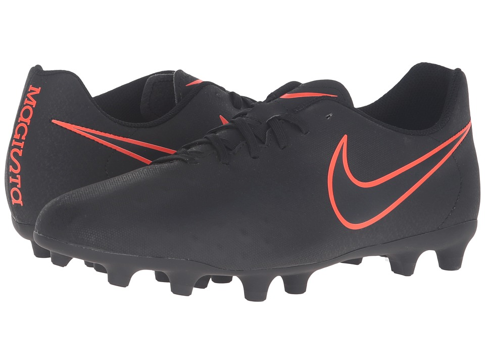 Nike - Magista OLA II FG (Black/Black) Men's Shoes