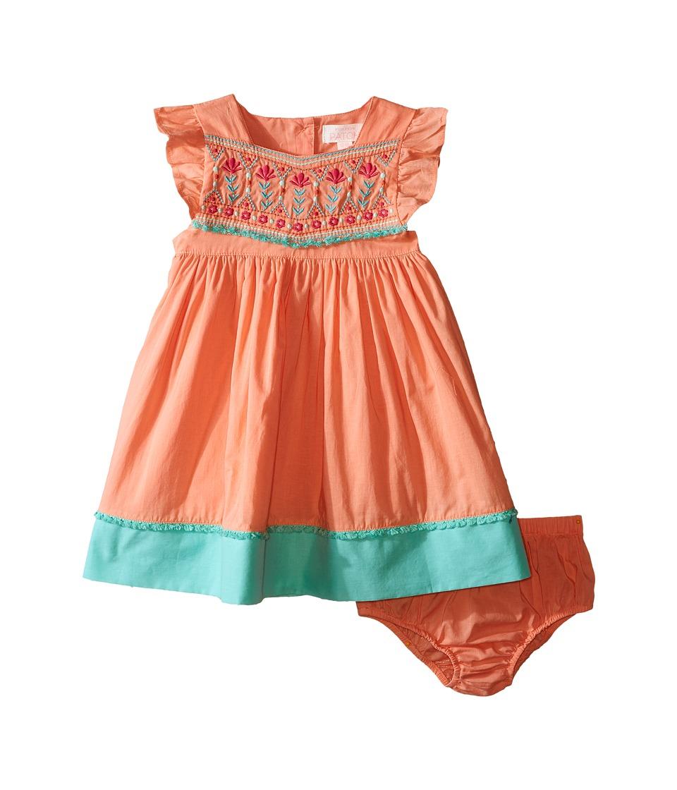 Pumpkin Patch Kids - Tassel Dress and Bloomer (Infant) (Desert Flower) Girl's Dress