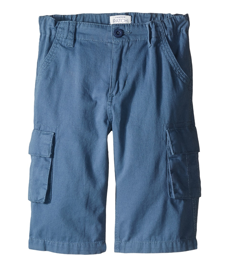 Pumpkin Patch Kids - Core Essentials Mason Cargo Shorts (Infant/Toddler/Little Kids/Big Kids) (Breakwater) Boy's Shorts