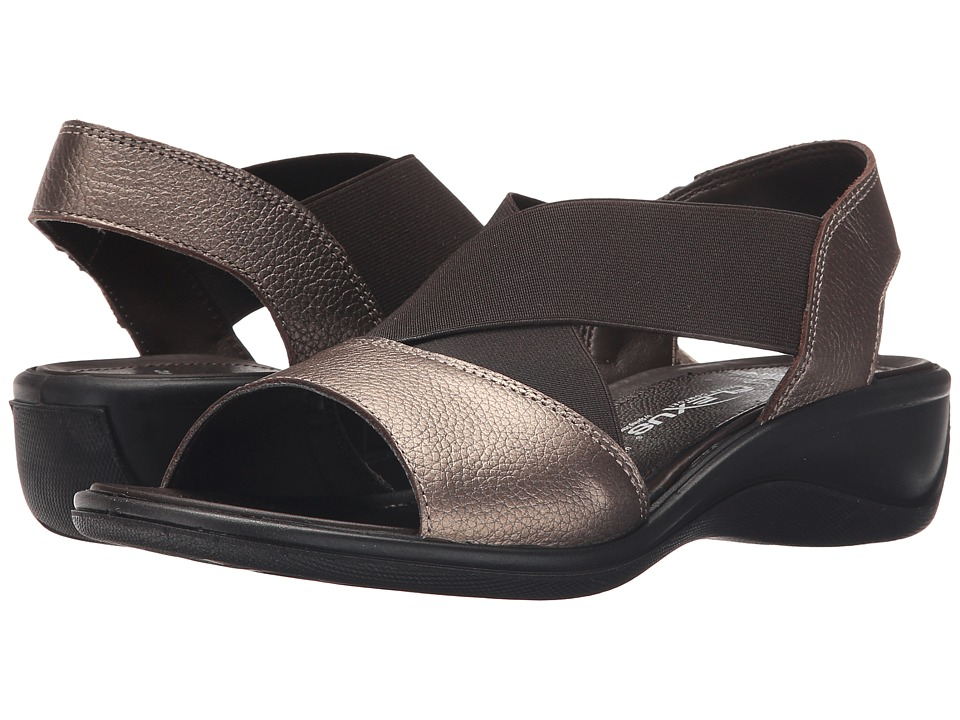 Spring Step - Emma (Bronze) Women's Shoes