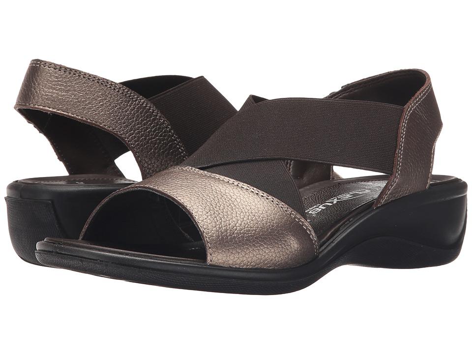 Spring Step - Emma (Bronze) Women's Shoes
