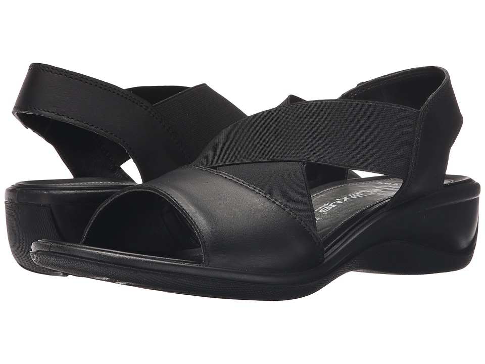 Spring Step - Emma (Black) Women's Shoes