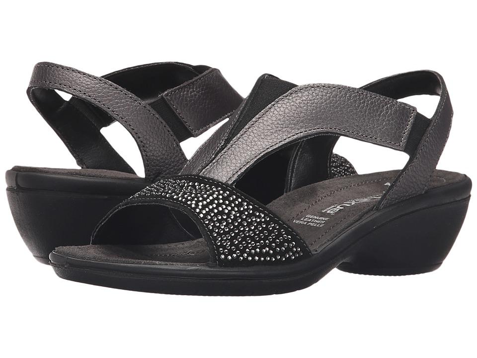 Spring Step - Risa (Black) Women's Shoes