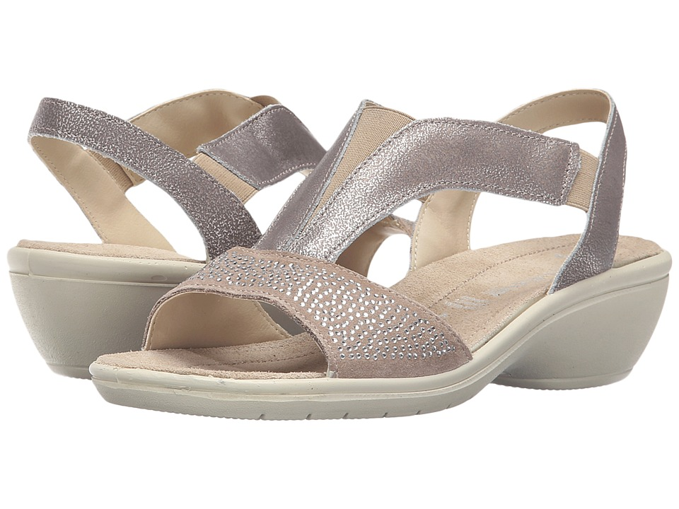 Spring Step - Risa (Taupe) Women's Shoes