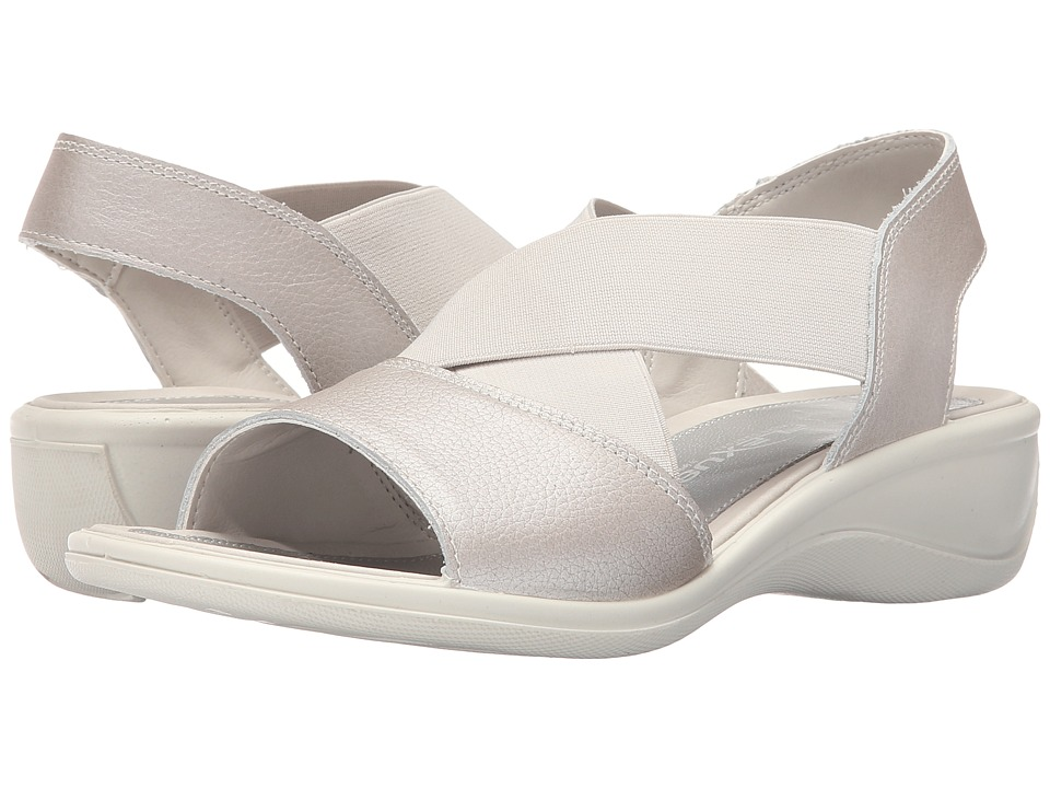Spring Step - Emma (Silver) Women's Shoes