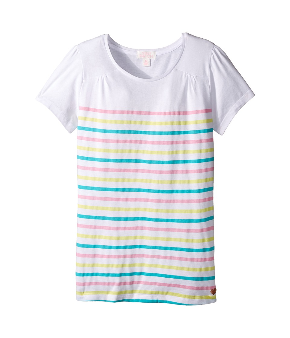 Pumpkin Patch Kids - Ava Top (Infant/Toddler/Little Kids/Big Kids) (Prism Pink) Girl