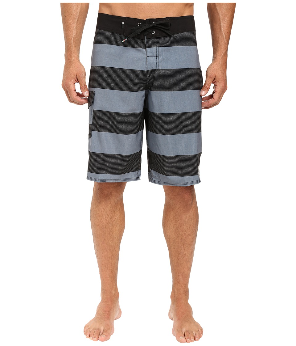 Quiksilver - Everyday Brigg 21 Boardshorts (Black) Men's Swimwear