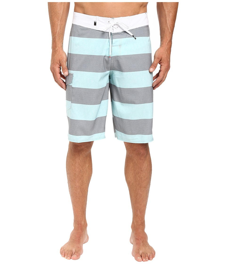 Quiksilver - Everyday Brigg 21 Boardshorts (Meadowbrook) Men's Swimwear