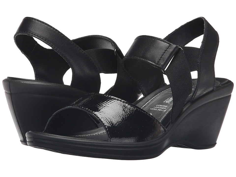 Spring Step - Karan (Black) Women's Shoes