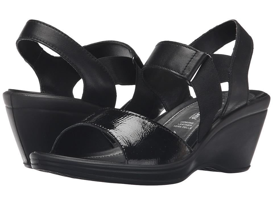 Spring Step - Karan (Black) Women's Shoes