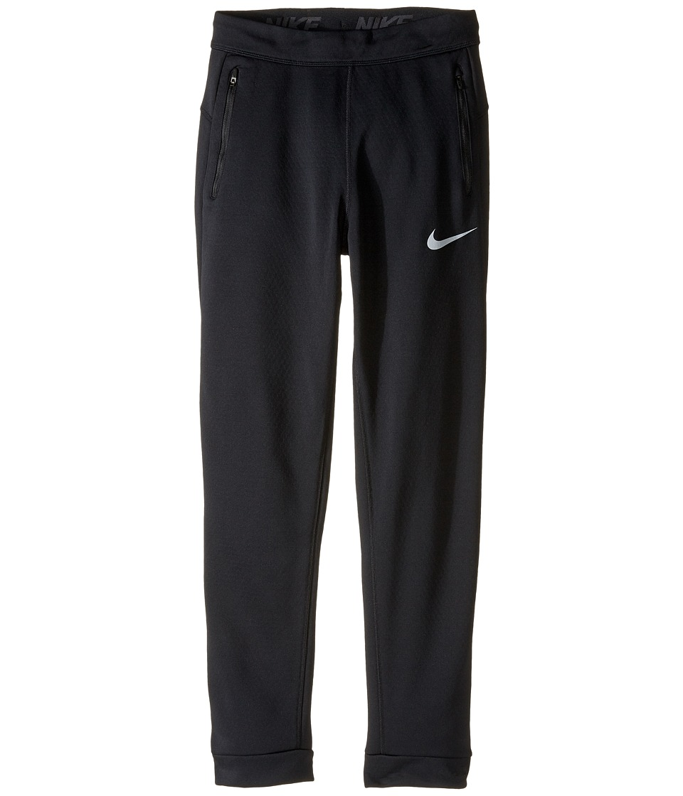 Nike Kids - Therma Sphere Training Pant (Little Kids/Big Kids) (Black/Wolf Grey) Boy's Casual Pants