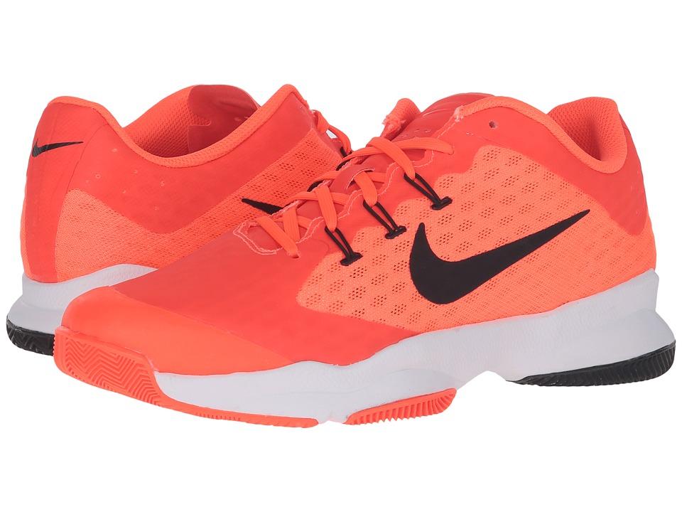 Nike - Air Zoom Ultra (Total Crimson/White/Black) Men's Tennis Shoes