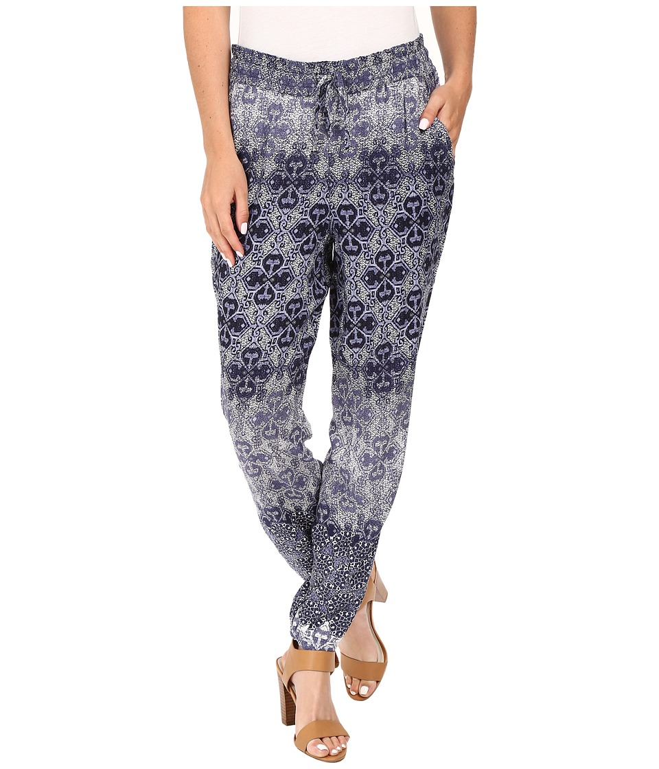 Mavi Jeans - Harem Pants (Dress Blue Printed) Women's Casual Pants