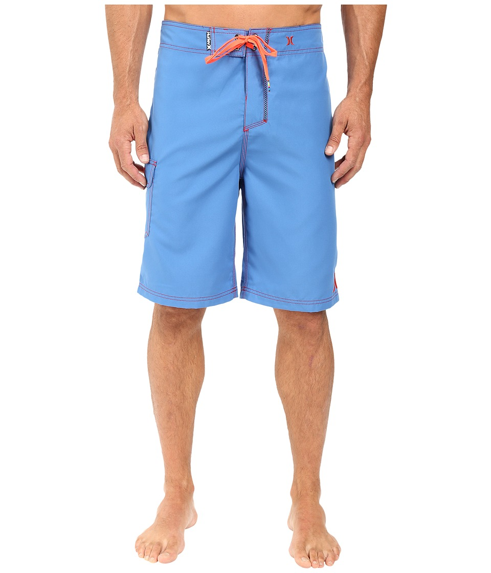 Hurley - One Only Boardshort 22 (Star Blue) Men's Swimwear