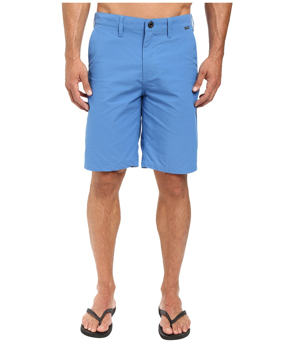 Hurley - Dri-FIT Chino Walkshort (Star Blue) Men's Shorts
