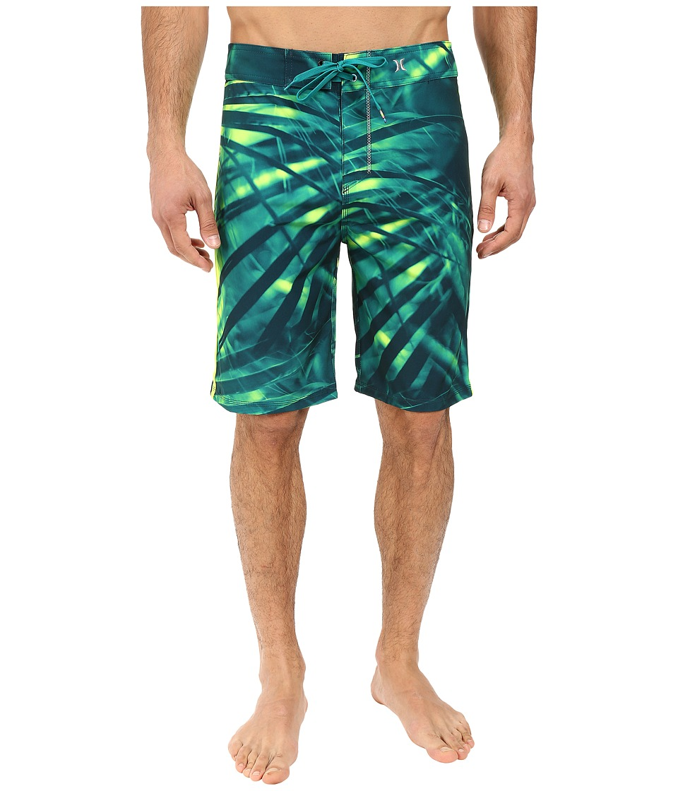 Hurley - Phantom JJF II 21 Boardshorts (Rio Teal) Men's Swimwear