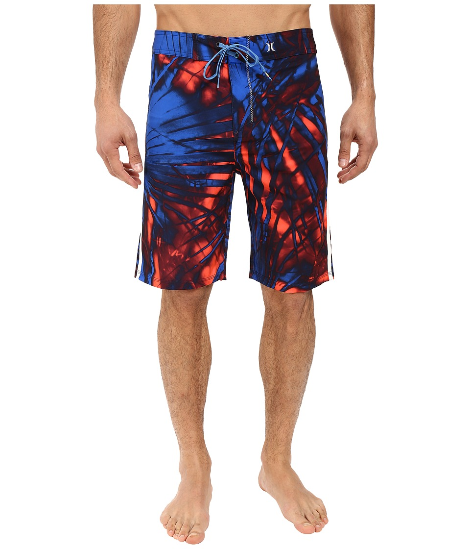 Hurley - Phantom JJF II 21 Boardshorts (Bright Crimson) Men's Swimwear