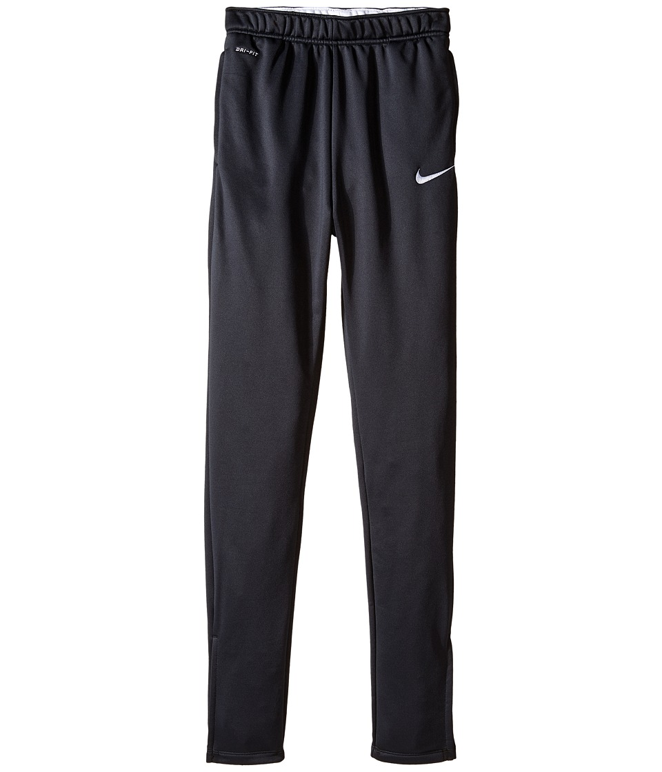 Nike Kids - Academy Tech Pant (Little Kids/Big Kids) (Anthracite/White) Boy's Workout