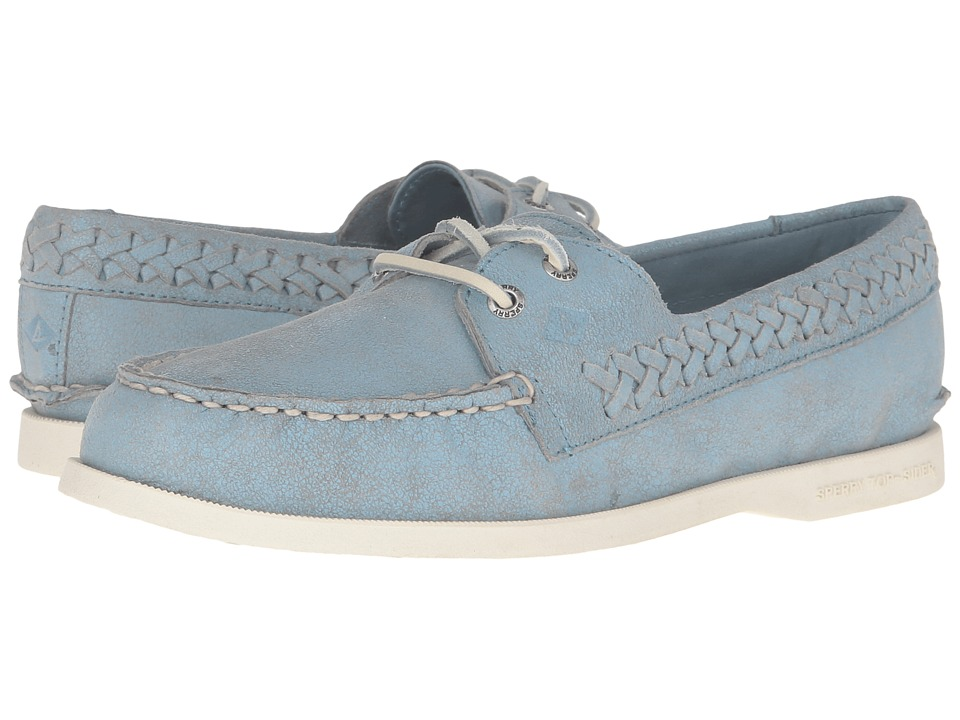 Sperry Top-Sider A/O Quinn (Ash Blue) Women