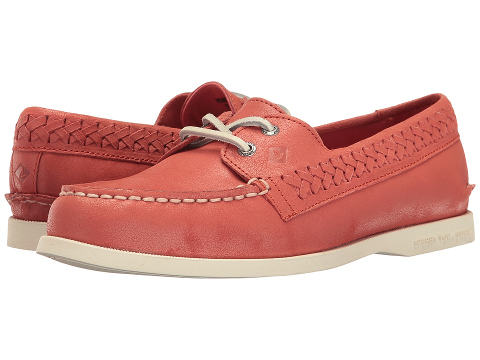 Sperry A/O Quinn (Spiced Coral) Women