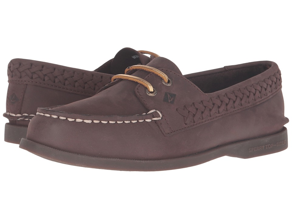 Sperry A/O Quinn (Dark Brown) Women