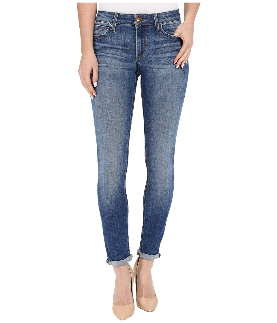 Joe's Jeans - Eco Friendly Icon Ankle w/ Phone Pocket in Dela (Dela) Women's Jeans