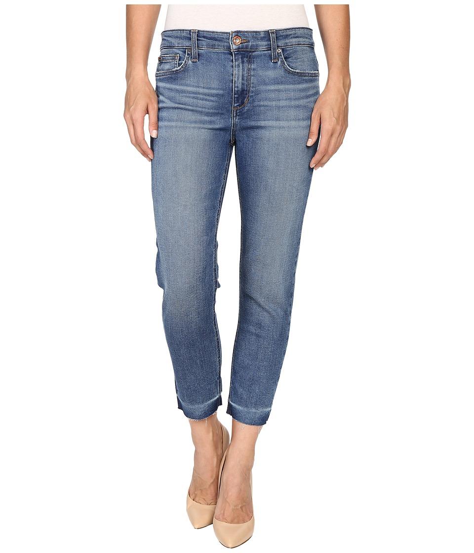 Joe's Jeans - Eco Friendly Ex Lover Straight Crop in Dela (Dela) Women's Jeans