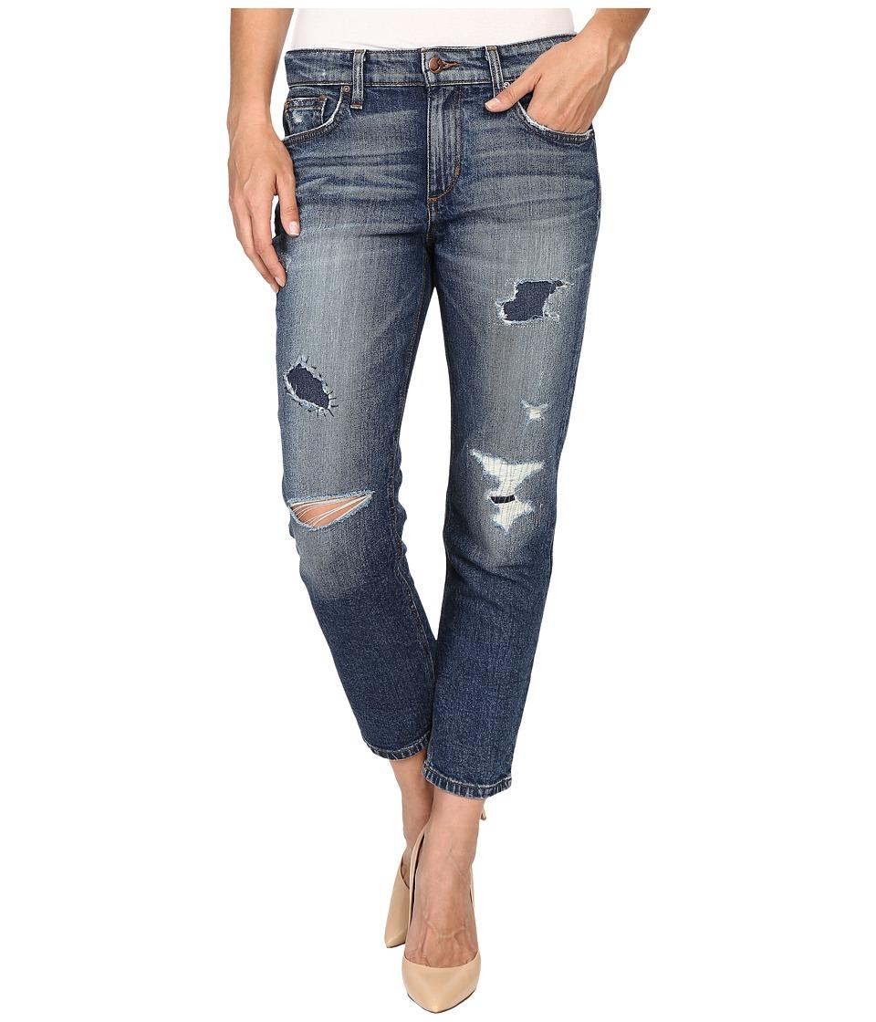 Joe's Jeans - Collector's Edition Ex Lover Straight Crop in Nicola (Nicola) Women's Jeans
