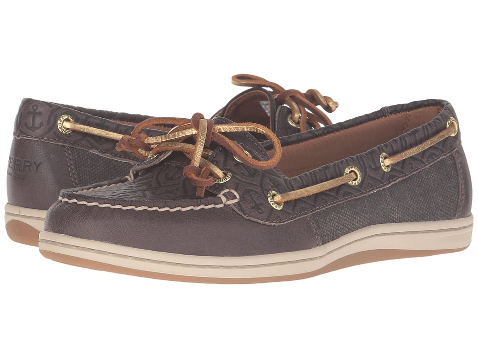 Sperry Firefish Emboss (Khaki) Women