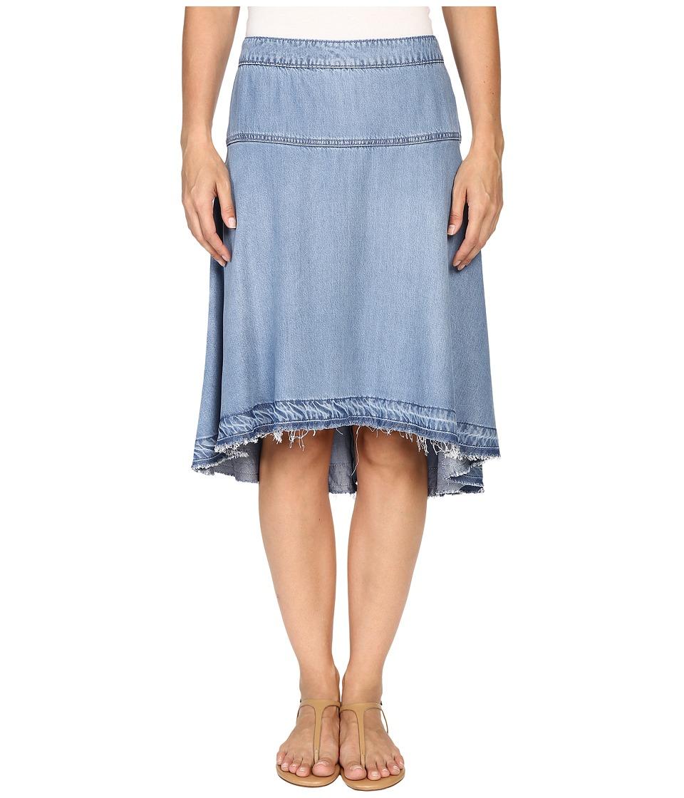 Joe's Jeans - Abigail Long Skirt (Presley) Women's Skirt plus size,  plus size fashion plus size appare