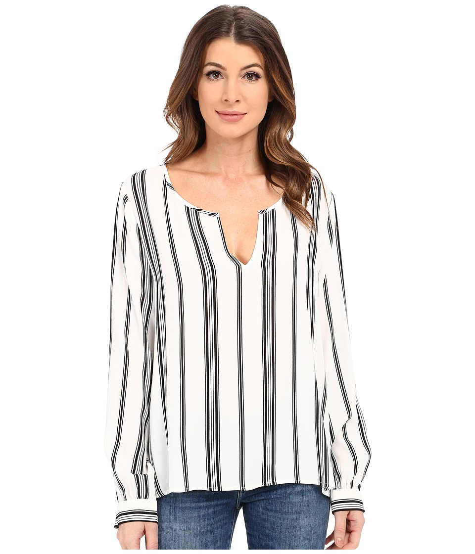 Sanctuary - Essential Polished Patriot Blouse (Freedom Stripe) Women's Blouse