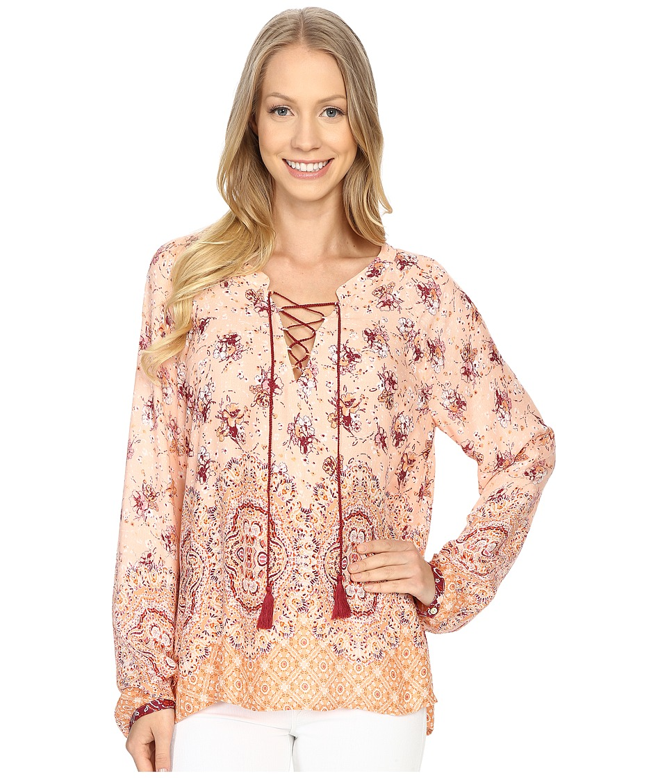 Sanctuary - Sunshine Girl Blouse (Canyon Girl) Women's Blouse